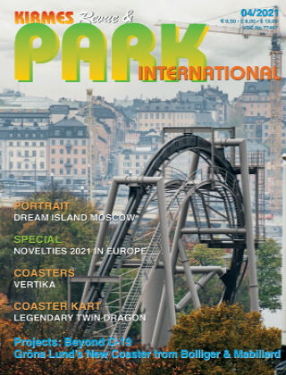 International Kirmes & Park Revue 04/2021