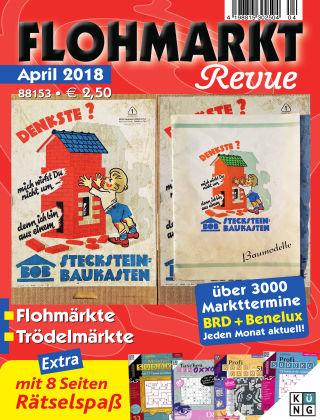 FLOHMARKT Revue 04/2018