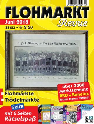 FLOHMARKT Revue 06/2018
