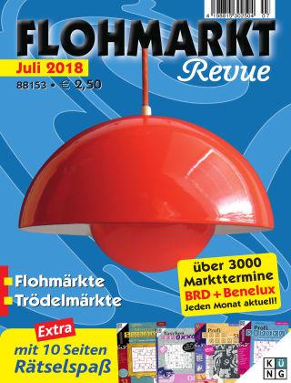 FLOHMARKT Revue 07/2018