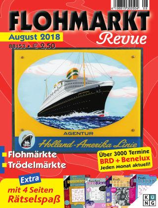 FLOHMARKT Revue 08/2018