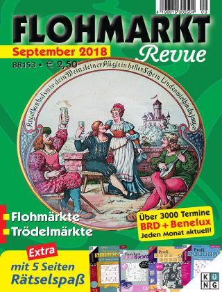 FLOHMARKT Revue 09/2018
