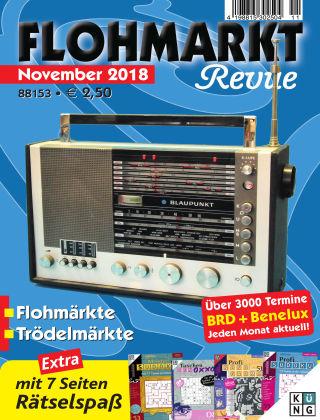 FLOHMARKT Revue 11/2018