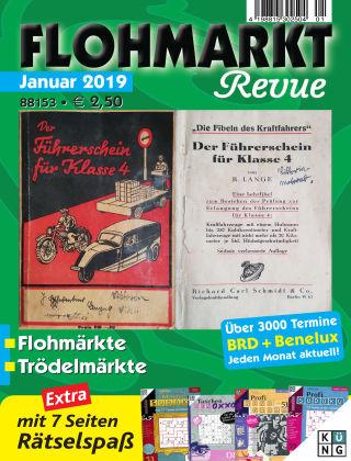 FLOHMARKT Revue 01/2019