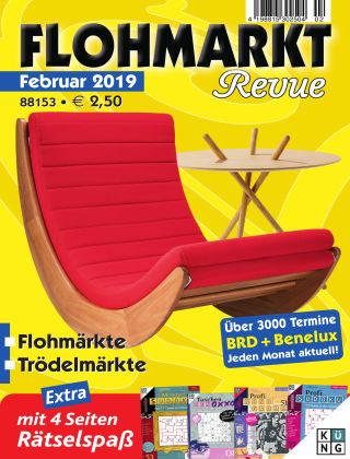 FLOHMARKT Revue 02/2019