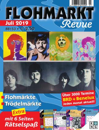 FLOHMARKT Revue 07/2019