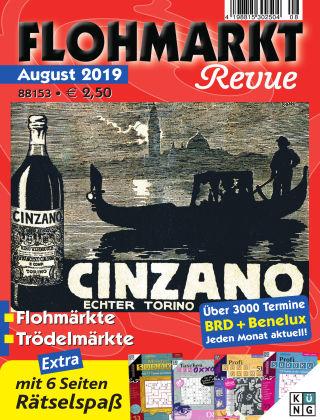 FLOHMARKT Revue 08/2019