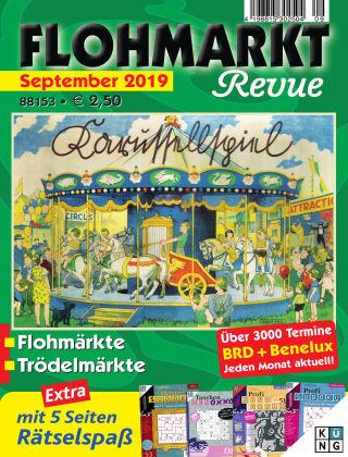 FLOHMARKT Revue 09/2019