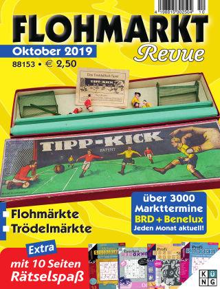 FLOHMARKT Revue 10/2019