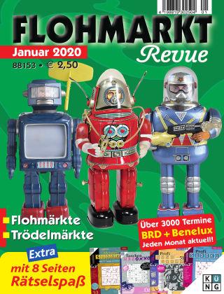 FLOHMARKT Revue 01/2020