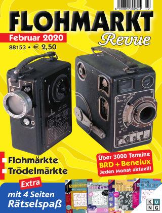 FLOHMARKT Revue 02/2020