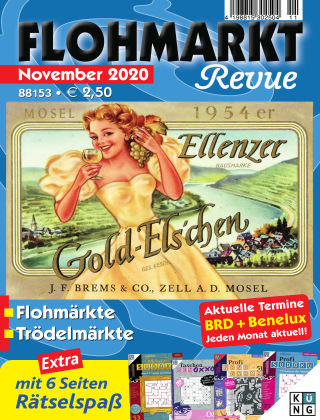 FLOHMARKT Revue 11/2020