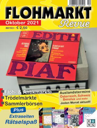 FLOHMARKT Revue 10/2021