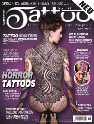 Tattoo-Spirit 88
