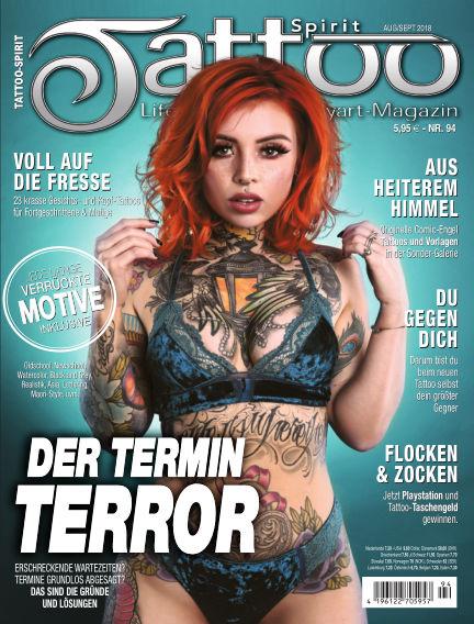 Tattoo-Spirit July 27, 2018 00:00