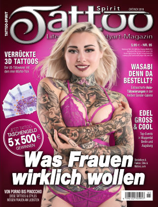 Tattoo-Spirit 95