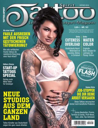 Tattoo-Spirit 101