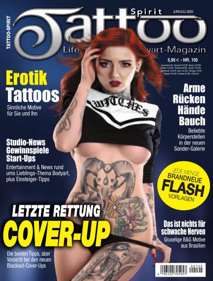 Tattoo-Spirit May 29, 2020 00:00