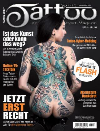 Tattoo-Spirit Nr. 109