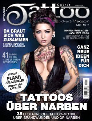 Tattoo-Spirit Nr. 111