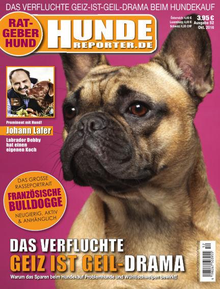 Hunde-Reporter October 07, 2016 00:00