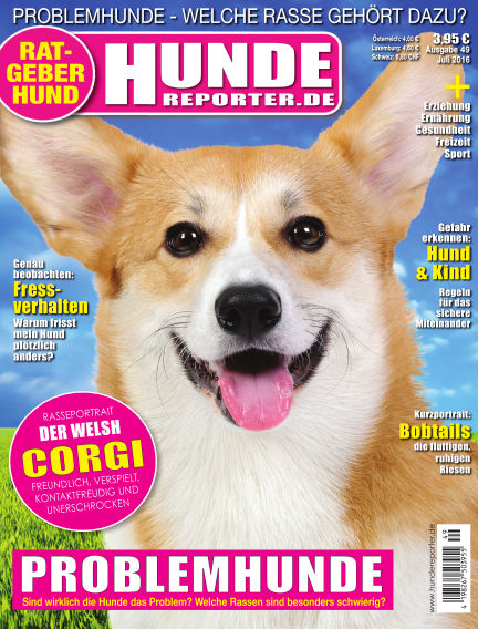 Hunde-Reporter June 29, 2016 00:00