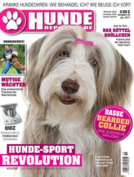 Hunde-Reporter December 30, 2016 00:00