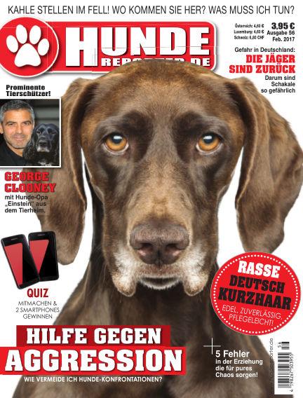 Hunde-Reporter January 31, 2017 00:00