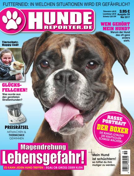 Hunde-Reporter April 28, 2017 00:00