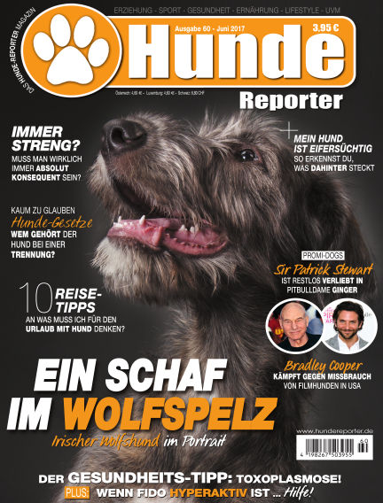Hunde-Reporter May 26, 2017 00:00