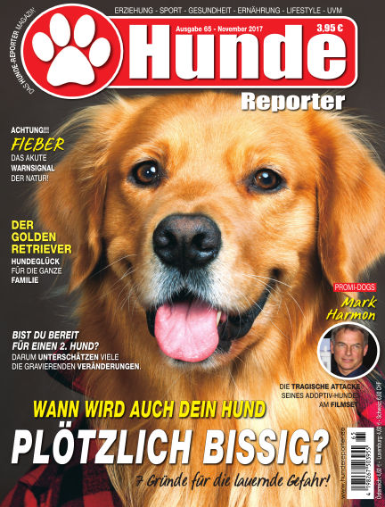 Hunde-Reporter October 27, 2017 00:00