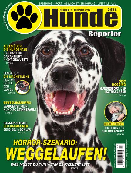 Hunde-Reporter October 26, 2018 00:00