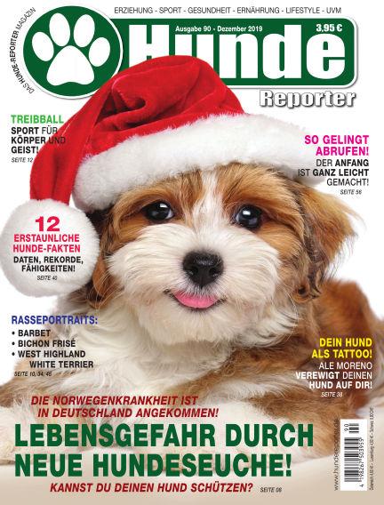 Hunde-Reporter November 29, 2019 00:00