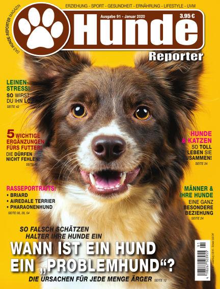 Hunde-Reporter December 27, 2019 00:00