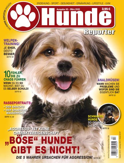 Hunde-Reporter February 28, 2020 00:00