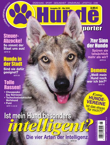 Hunde-Reporter April 24, 2020 00:00