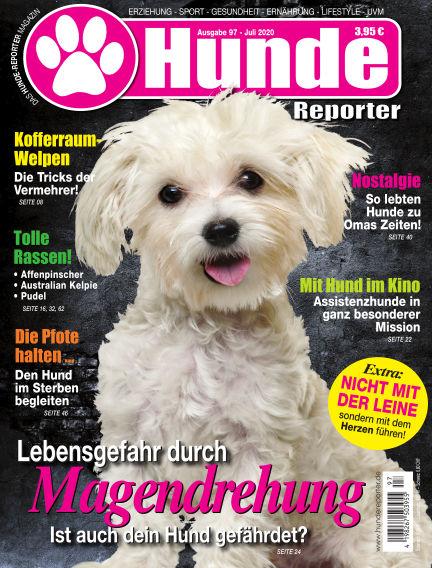 Hunde-Reporter June 26, 2020 00:00