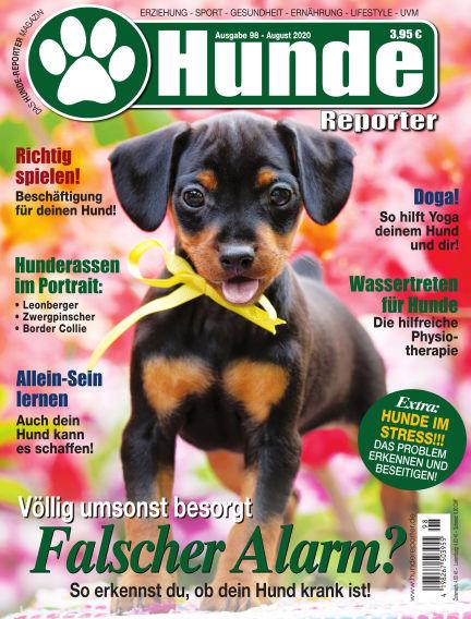 Hunde-Reporter July 28, 2020 00:00