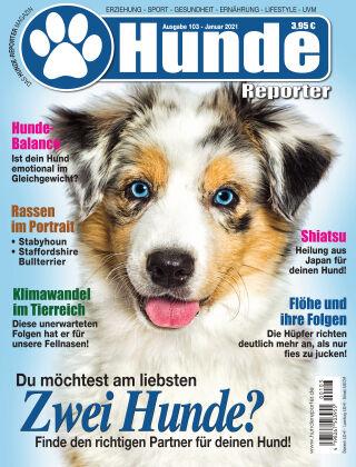 Hunde-Reporter Nr. 103