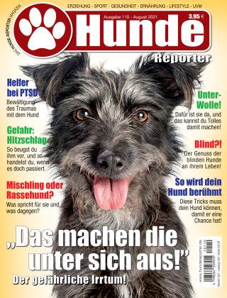 Hunde-Reporter Nr. 110