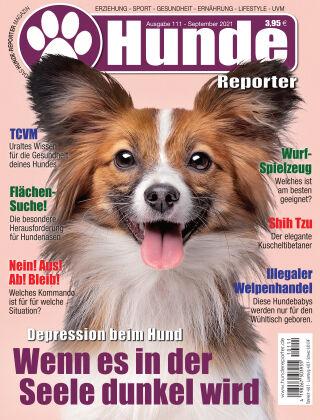 Hunde-Reporter Nr. 111