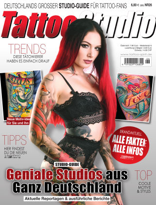 Tattoo Studio 26