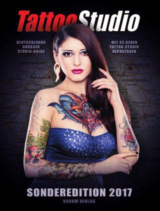Tattoo Studio Jahrbuch 2017