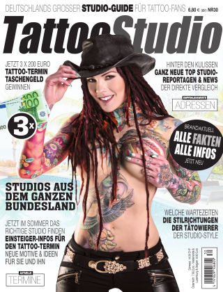 Tattoo Studio 30