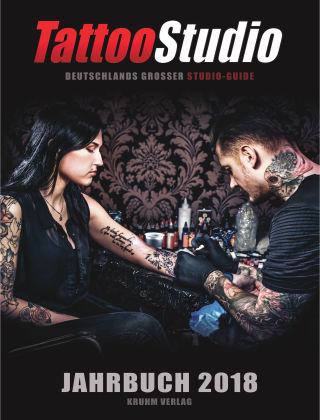 Tattoo Studio Jahrbuch 2018