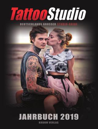 Tattoo Studio Jahrbuch 2019