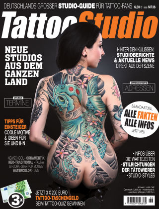 Tattoo Studio 36
