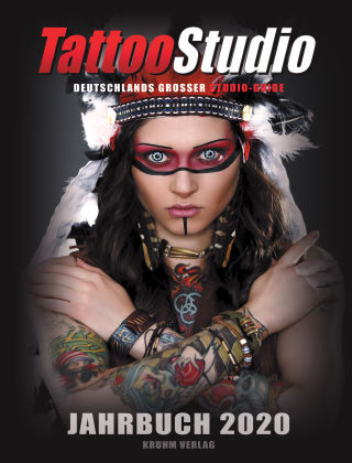 Tattoo Studio JB20