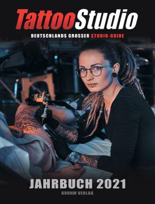 Tattoo Studio Jahrbuch 2021