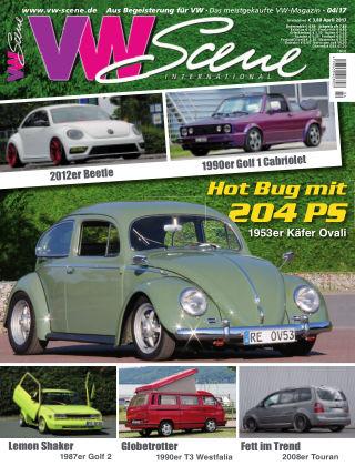 VW Scene International 04/2017